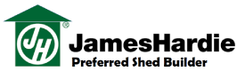 James Hardie Preferred Shed Builder