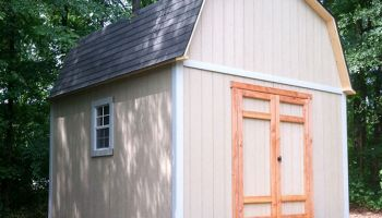 classic barn shed